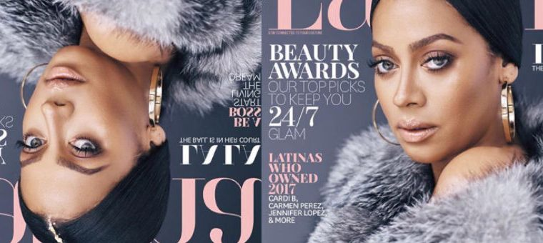 Lala Made the Cover of Latina Magazine, lala anthony, lala, latina, latina magazine