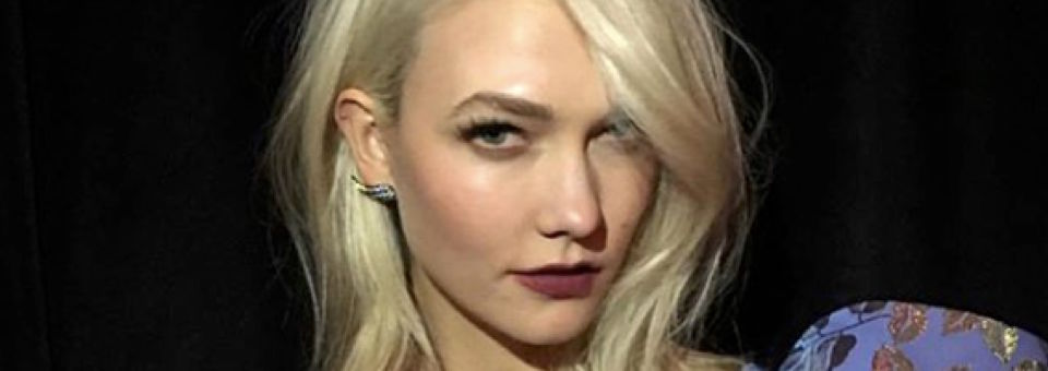 Makeup Looks from VS Models to Wear on New Year's Eve, victoria secret, karlie loss, vs models, model, vs models, beauty, nye, new year's eve