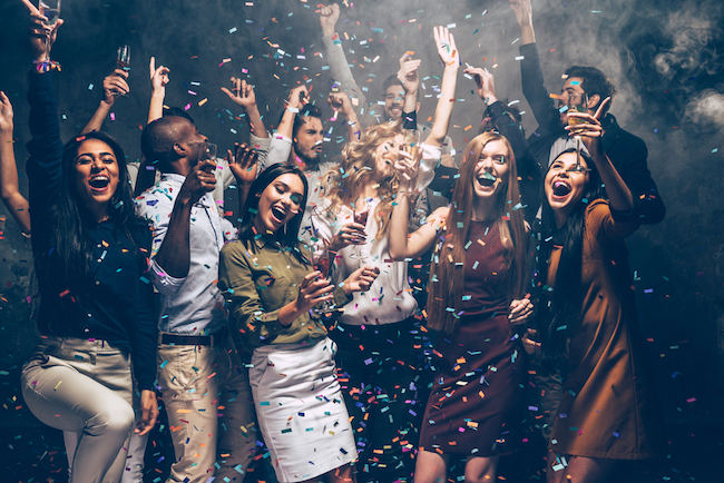 Party Foul: Party Faux Pas, party foul. new year's eve, new year. new year's, party, partying