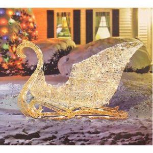 christmas decorations sleigh