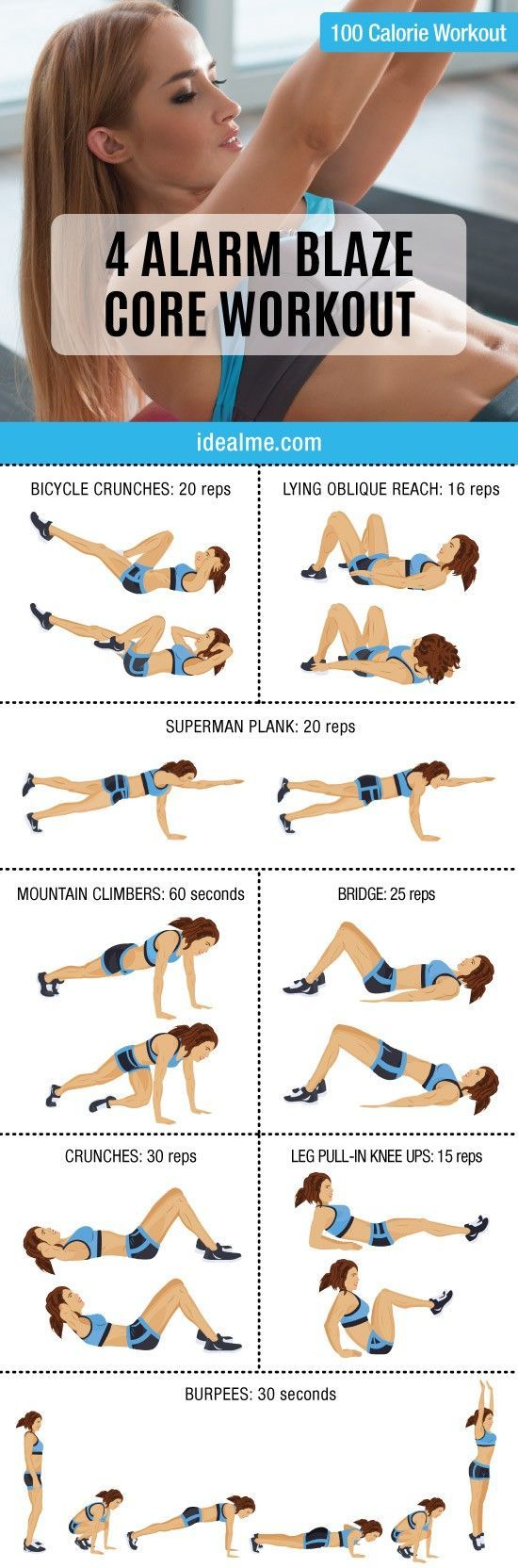5 Core Workouts from Pinterest, pinterest, pinterest workouts, core workouts, core