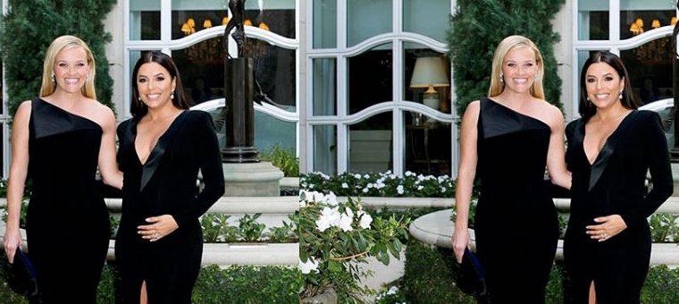 Back to Black: Best-Dressed at the 2018 Golden Globes Awards
