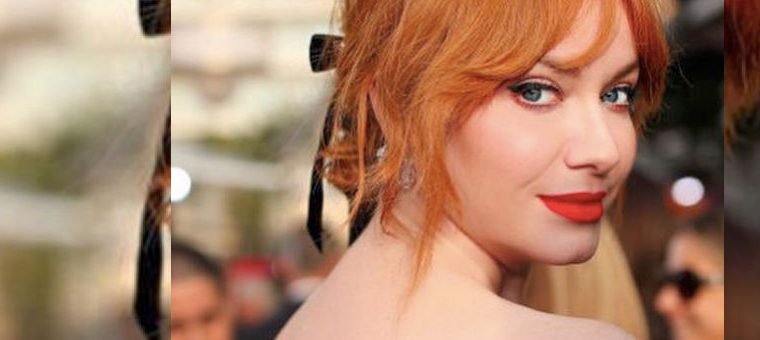 Trend Report: The Hair Accessory That's All Over the Red Carpet , christina hendricks, hailey baldwin, bows, ribbon, accessory, red carpet