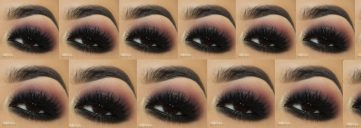 Get the Look with Motives®: Obsession, obsession, obsessed, makeup, beauty, loren ridinger, motives, motives® cosmetics,
