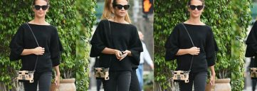Shop the Look: Alicia Vikander's Madwell Sweater, alicia vikander's, alicia vikander, celebrity style,