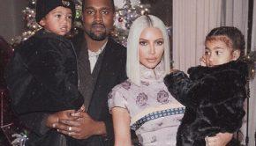 Congrats to Kim K West & Kanye!, kim k west, kanye, kardashians, news, north west, saint west, kim kardashian,