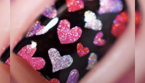 Nail Love: Valentine's Day Inspired Manicures, valentine's nails, valentine's day, nails, nail art,