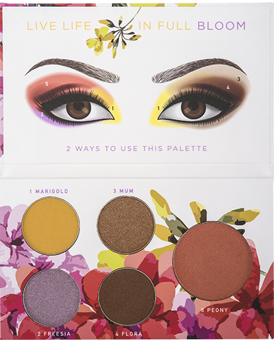 Spring Beauty Trends You're About to See Everywhere, makeup, beauty, bloom palette,