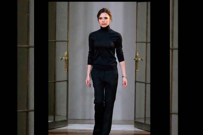 Get an Inside Look at the Victoria Beckham Show , vb, aw, autumn winter 2018, nyfw, aw 2018