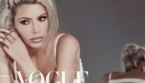 Kim K West on the Cover of Vogue Taiwan, kim kardashian west, kim k west, vogue, vogue taiwan