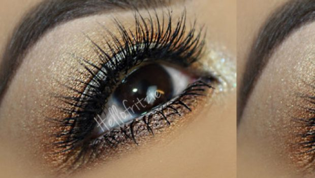Get the Look with Motives®: Champagne Wishes , motives, motives cosmetics, loren ridinger, hello fritzie, get the look