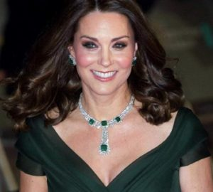 Why Kate Middleton Wore Green to the BAFTAs, kate middleton, baftas, bafta,