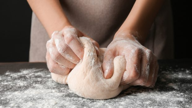 You Won't Believe How Easy It Is to Make This Dough, dough, 2 ingredient dough, easy to make, greek yogurt