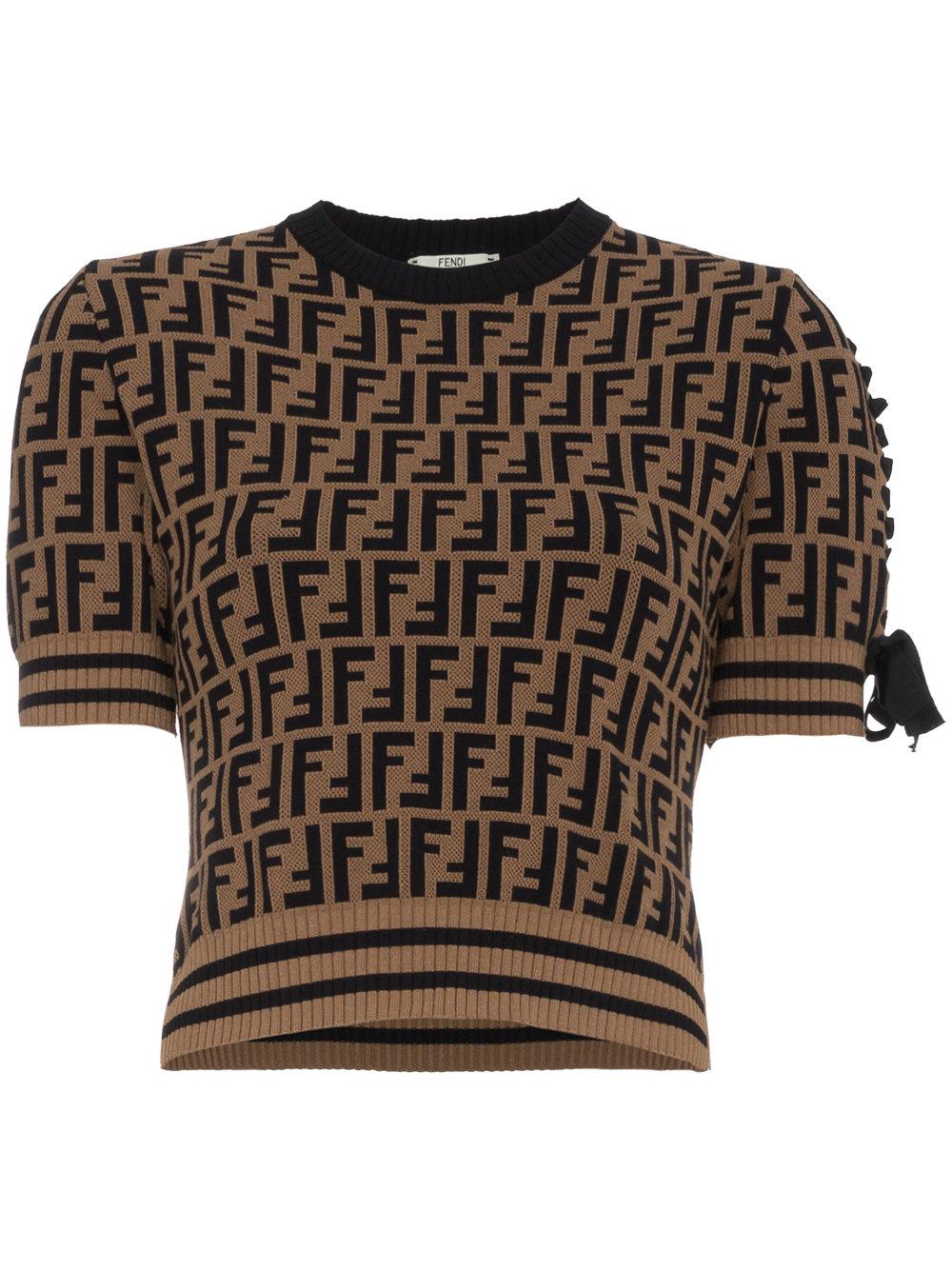 Get the Look: Larsa's Knitted Fendi Top, fends, fending top, larsa pippen