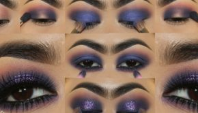 Get the Look with Motives®: Deep Blue, get the look, get the look with motives® cosmetics, motives