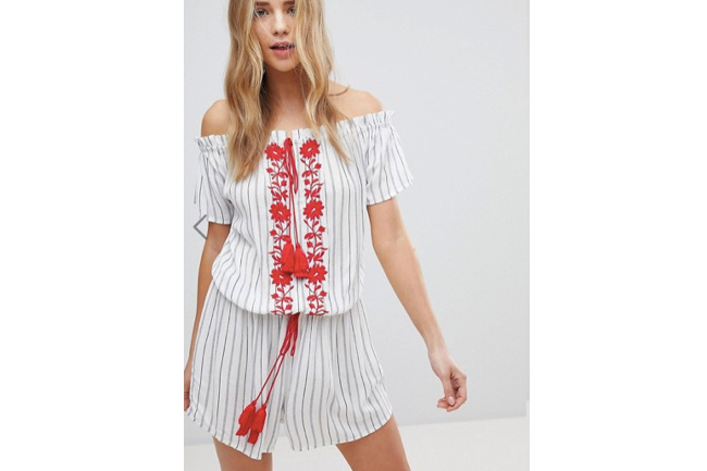 Fashion Finds: Rompers to Wear on Your Beach Vacation, vacation, beach vacation, romper, rompers, fashion finds