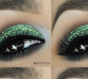 Get the Look with Motives®: Irish Eyes, irish eyes, st pattys day, st green eyeshadow