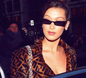 Best Dressed at Paris Fashion Week, paris fashion week, chanel, belle hadid, gigi hadid, pfw