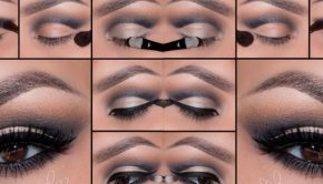 Get the Look with Motives®: Bling Cut Crease Pictorial, motives, get the look, motives cosmetics, loren ridinger