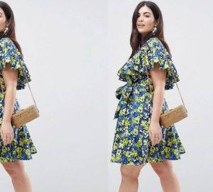 5 Spring Dresses for Plus Size Women, women, plus size, spring dresses, fashion finds