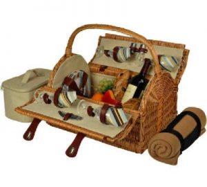 bohemian-chic picnic