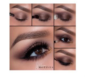 Get the Look with Motives®: Brown Sugar, brown sugar, motives cosmetics, loren ridinger
