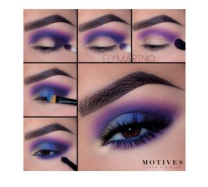 Get the Look: Vivacious Violet, get the look, motives®, motives® cosmetics, loren ridinger
