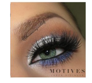 Get the Look with Motives®: Platinum, platinum, motives®, motives cosmetics