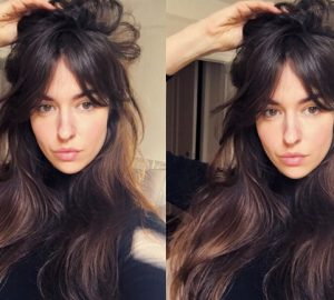 Hair Inspo: Long Bangs to Wear this Summer, summer, long bangs, bangs, hair