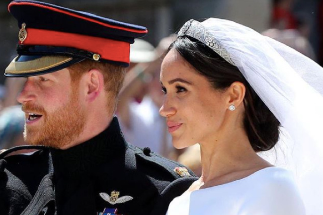 Prince Harry and Meghan Markle are Married!, royal wedding, wedding, meghan markle, prince harry