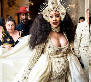Fashion Recap: See the Looks from the 2018 Met Gala, cardi b, fashion, met gala, 2018 met gala