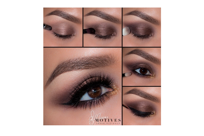 Get the Look with Motives®: Brown Sugar, brown sugar, motives, motives cosmetics, loren ridinger, brown sugar