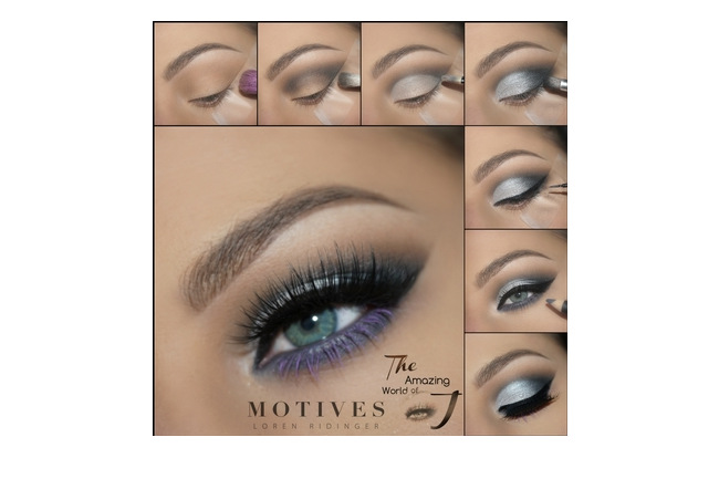Get the Look with Motives®: Snow Bunny, loren ridinger, snow bunny, frost, motives, motives cosmetics