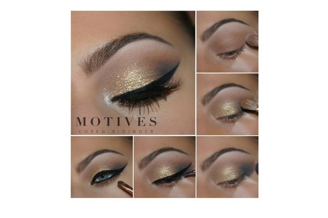 Get the Look with Motives®: Stellar, loren ridinger, loren, motives, motives® cosmetics, motives