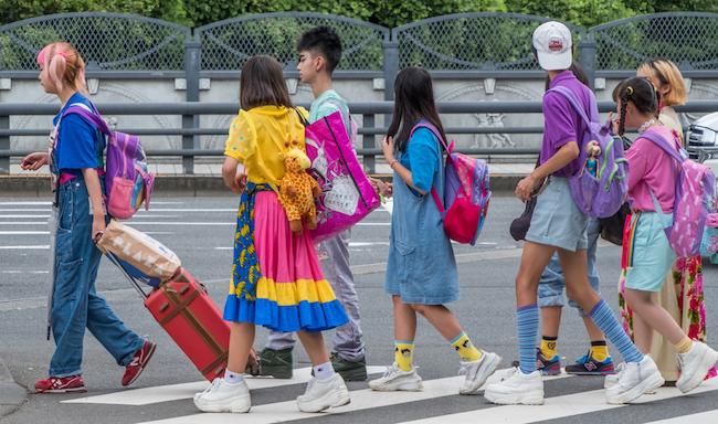 Vlogger Tries Tokyo Street Fashion and the Outcome is Surprising, tokyo, japan, mode, harajuku, vintage remake, Safiya Nygaard, rinrindoll, kawaii
