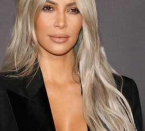 Kim K West Braids Her Hair for the MTV Movie & TV Awards, kim k west braids, kim k, kim kardashian, mtv, mtv movie and tv awards, awards, red carpet