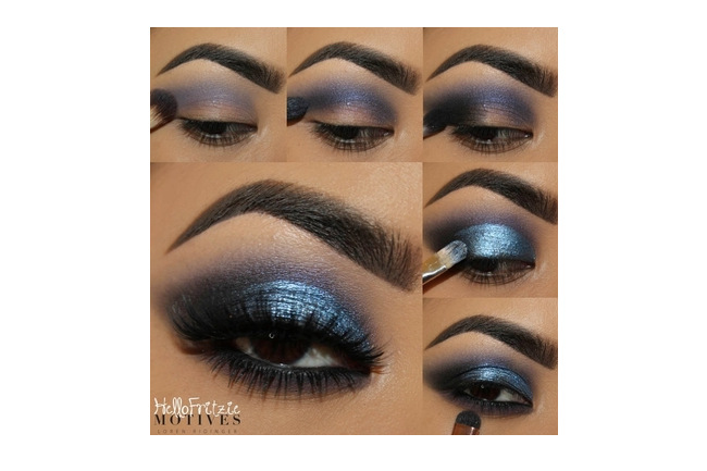 Get the Look with Motives®: Times Square, motives, motives cosmetics, loren ridinger, get the look, motives