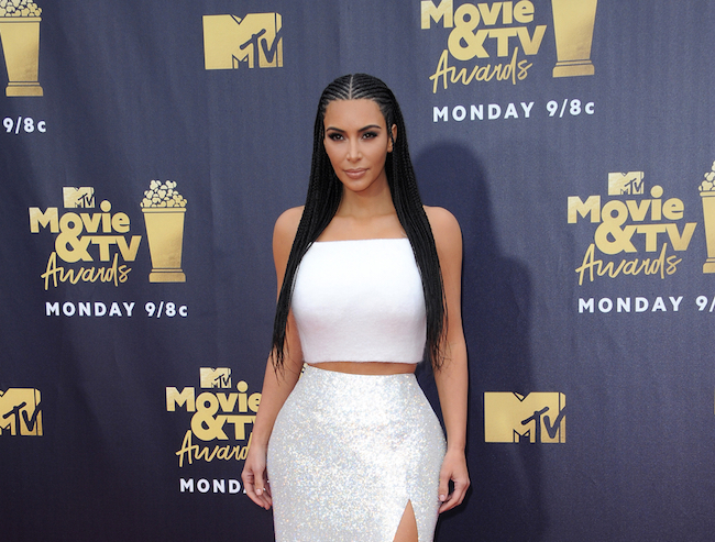 The White Hot Ensemble You Can't Miss, kim kardashian, white outfit, los angeles, summer, summer outfit