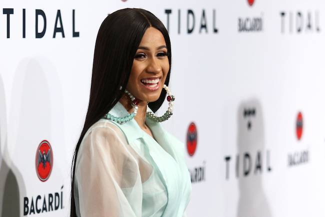 This New Hair Trend May Surprise You, new hair trend, cardi b, leigh dickson, yellow hair, bright hair, rainbow