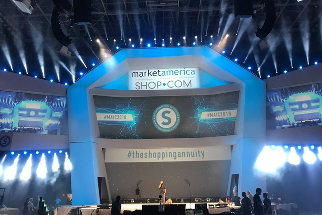 behind the scenes at MAIC 2018
