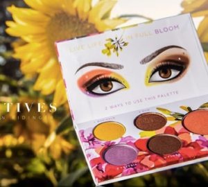 Get the Most Out of the Bloom Palette, bloom palette, motives, motives cosmetics, loren ridinger.