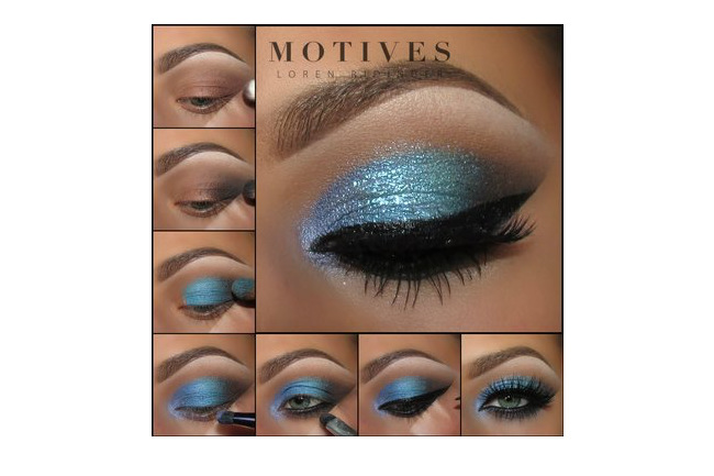 Get the Look with Motives®: Finish Line Beauty, finish line, finish line beauty, loren, motives, beauty advisors
