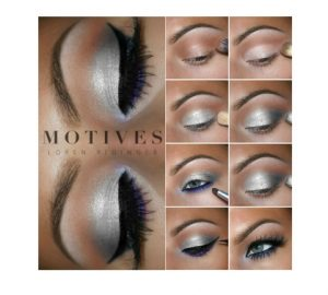 Get the Look with Motives®: Ice, motives, motives cosmetics, loren, loren ridinger, makeup