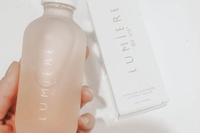 The Magic Behind Lumiere's Micellar Cleanser, lumiere de vie, micellar cleanser, micellar water, science, magic