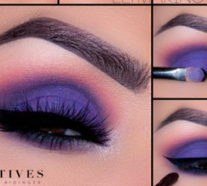 Get the Look with Motives®: Midnight Breeze, midnight breeze, motives, motives cosmetics, loren, loren ridinger,