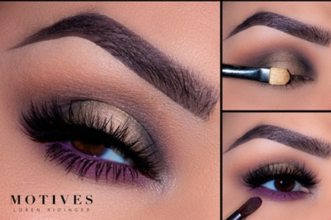Get the Look with Motives®: Mauvelous, marvelous, get the look with motives, ely marino, get the look. motives, motives cosmetics