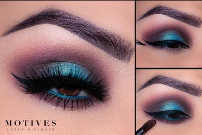 Get the Look with Motives®: Beachside, beachside, motives, motives cosmetics, loren riidinger