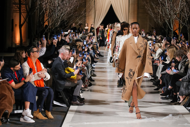 New York Fashion Week Recap Day 1, recap, day 1, nyfw, spring summer, ss 19