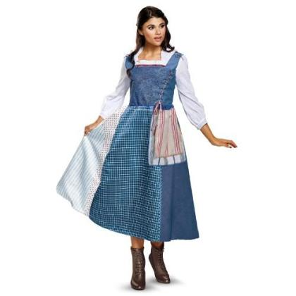 Get the Look for Halloween: Belle from Beauty and the Beast, beauty and the beast, emma watson, femme, female empowerment