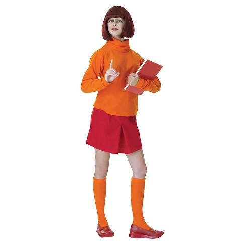 Get the Look for Halloween: Velma from Scooby Doo, scooby doo, velma, halloween, halloween costume